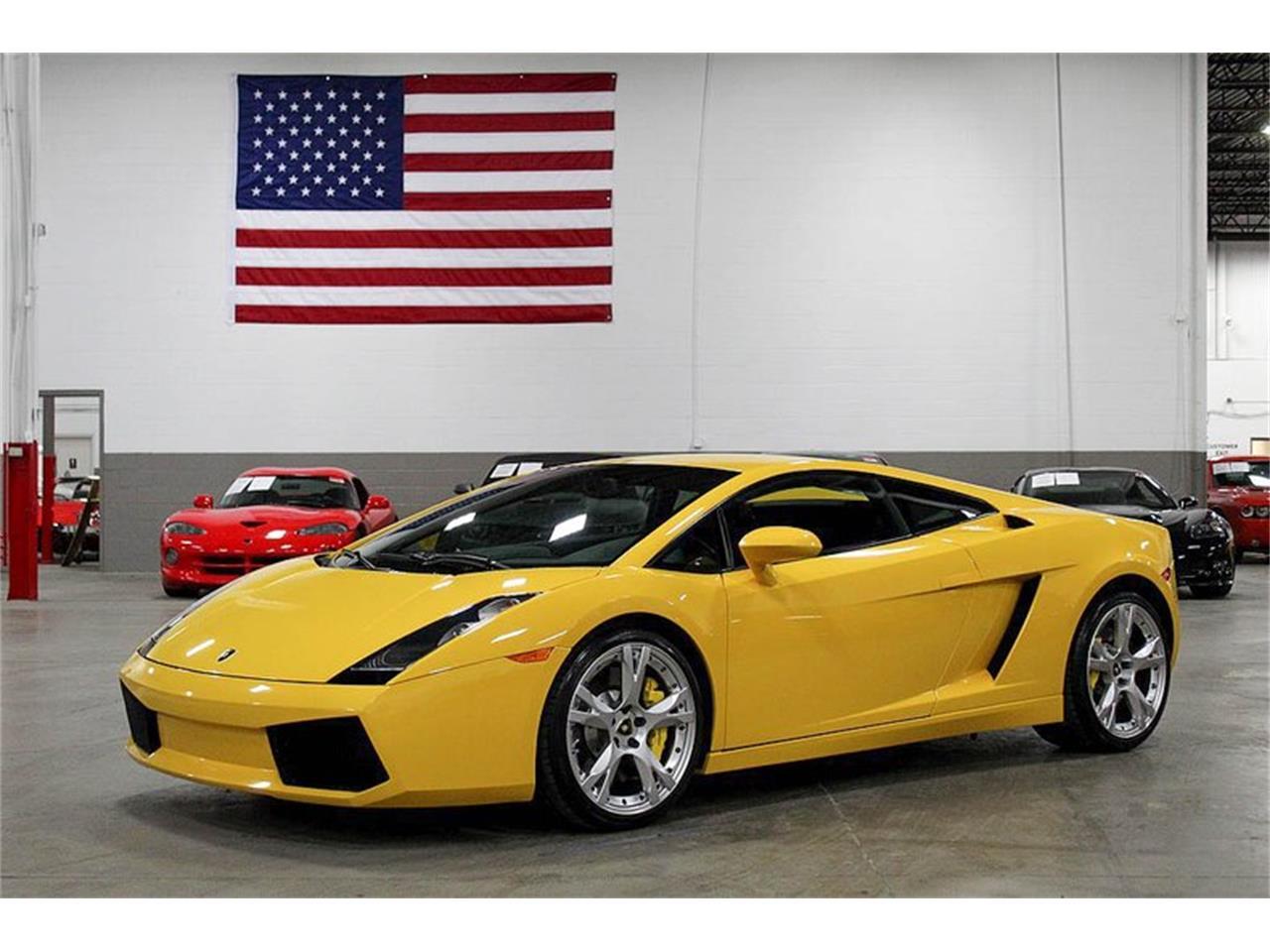 2004 Lamborghini Gallardo For Sale Classiccars Com Cc 1173313