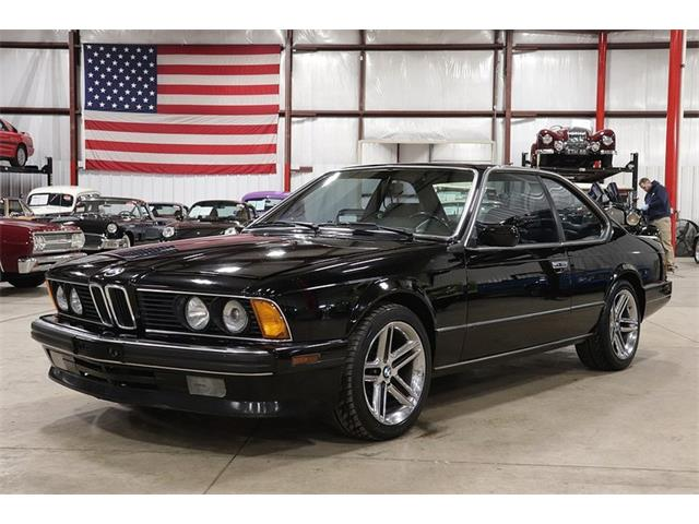 Picture of 1989 635csi located in Kentwood Michigan Offered by  - P5C2
