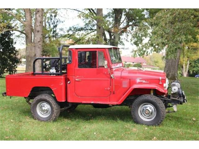 Picture of Classic '65 Land Cruiser FJ45 located in Cadillac Michigan - $50,995.00 Offered by  - P5C6