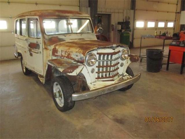Picture of '51 Wagon - P5CX