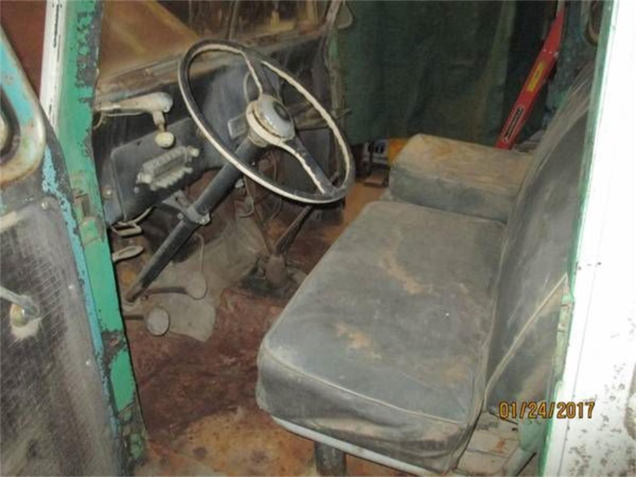 For Sale: 1951 Willys Wagon in Cadillac, Michigan