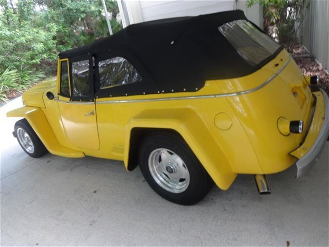 Large Picture of '48 Overland Jeepster - P5D3