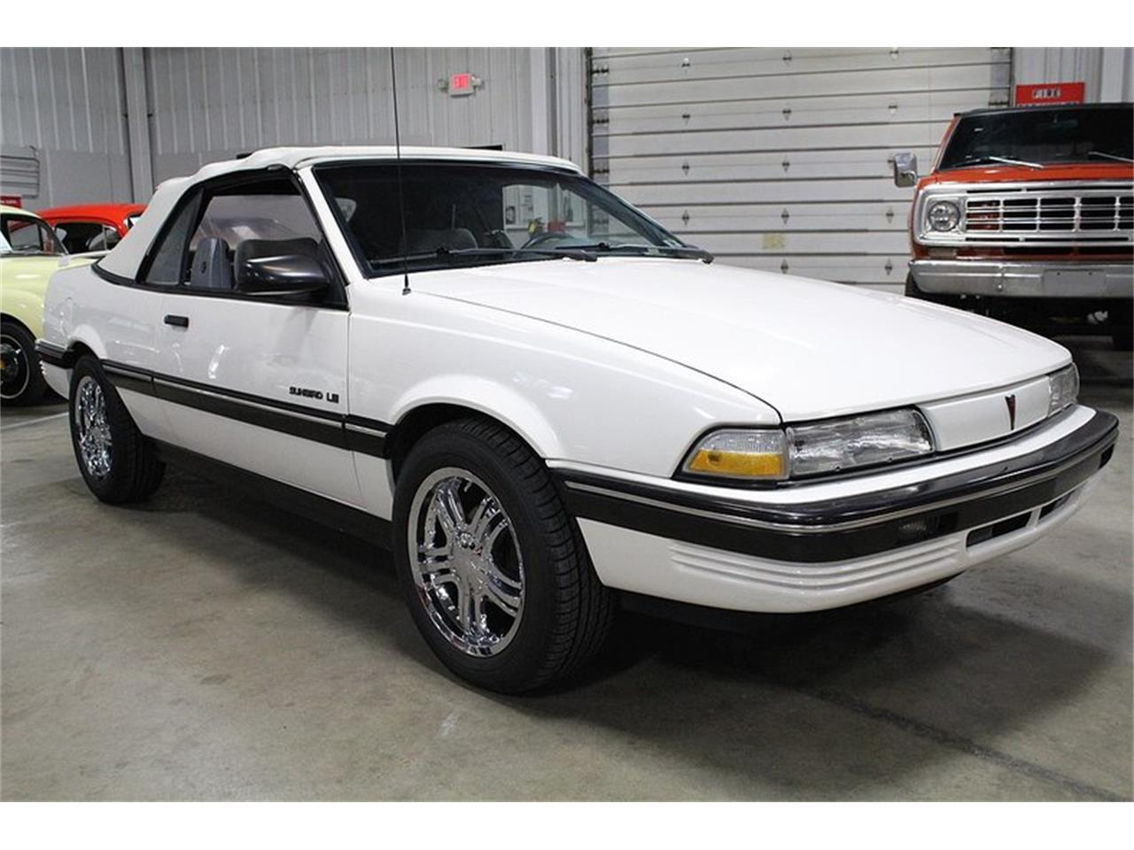 Large Picture Of 90 Pontiac Sunbird Located In Kentwood Michigan 8 990 00 P5d7