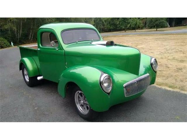 1941 willys pickup for sale on classiccars 1941 Willys Kit Car Manufacturers 1941 willys pickup