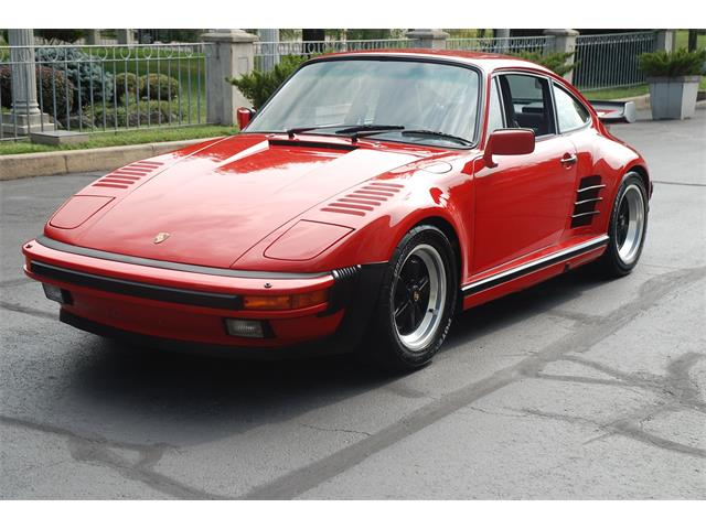 Picture of 1988 Porsche 930 Auction Vehicle Offered by  - P5DH