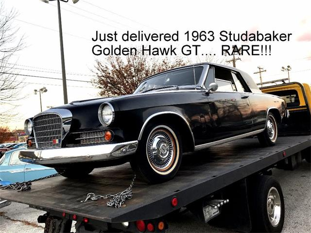 Picture of 1963 Gran Turismo Hawk Offered by  - P5DN
