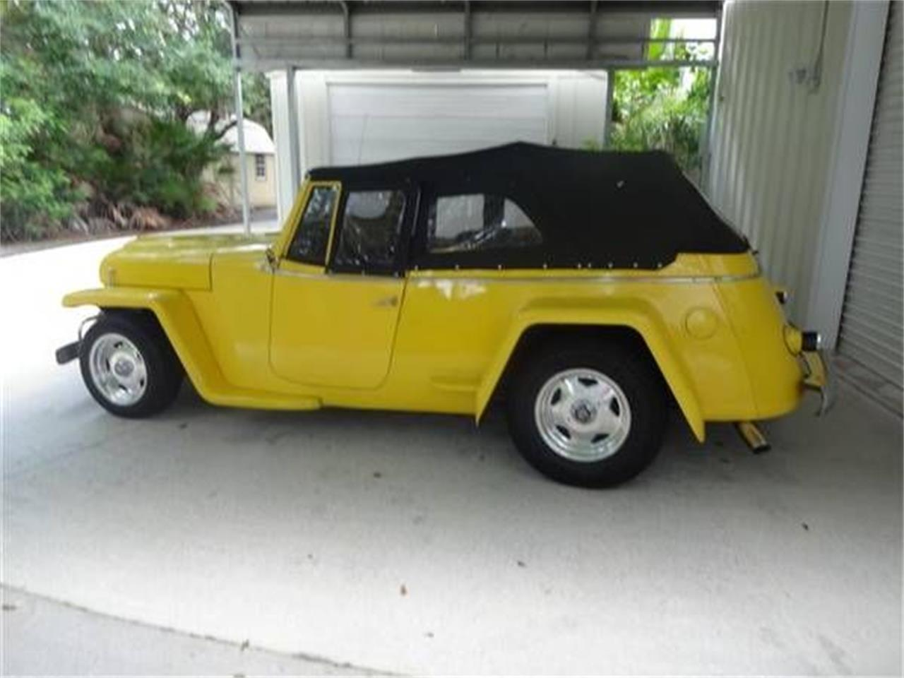 Large Picture of '48 Overland Jeepster - P5DQ