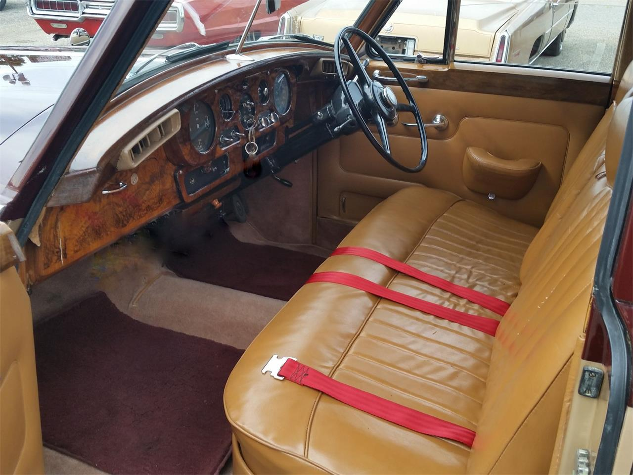 Large Picture of '62 Silver Cloud II - P5DR