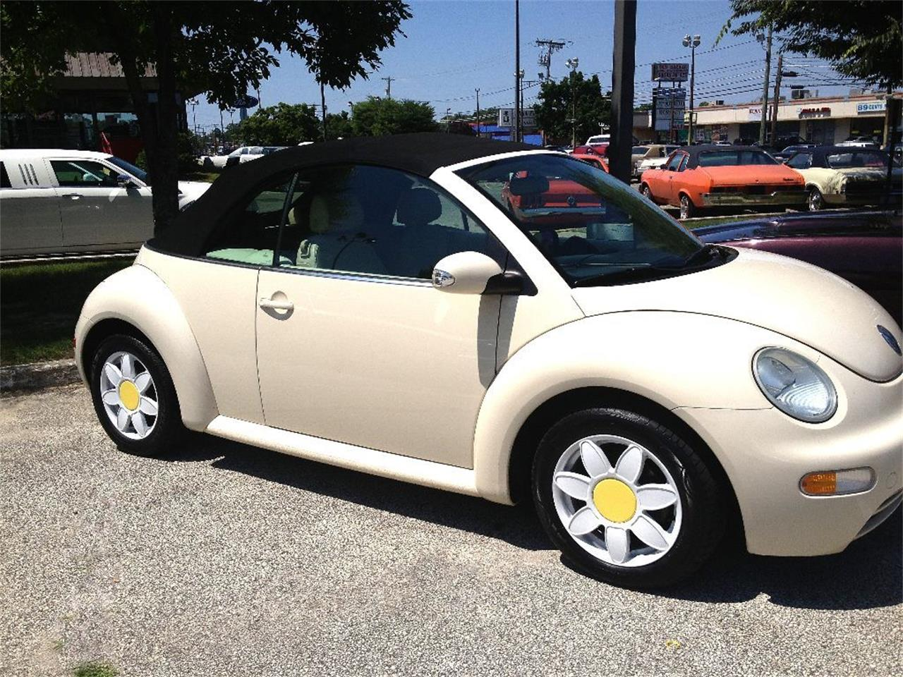 Large Picture of '05 Beetle located in Stratford New Jersey Offered by Black Tie Classics - P5DX