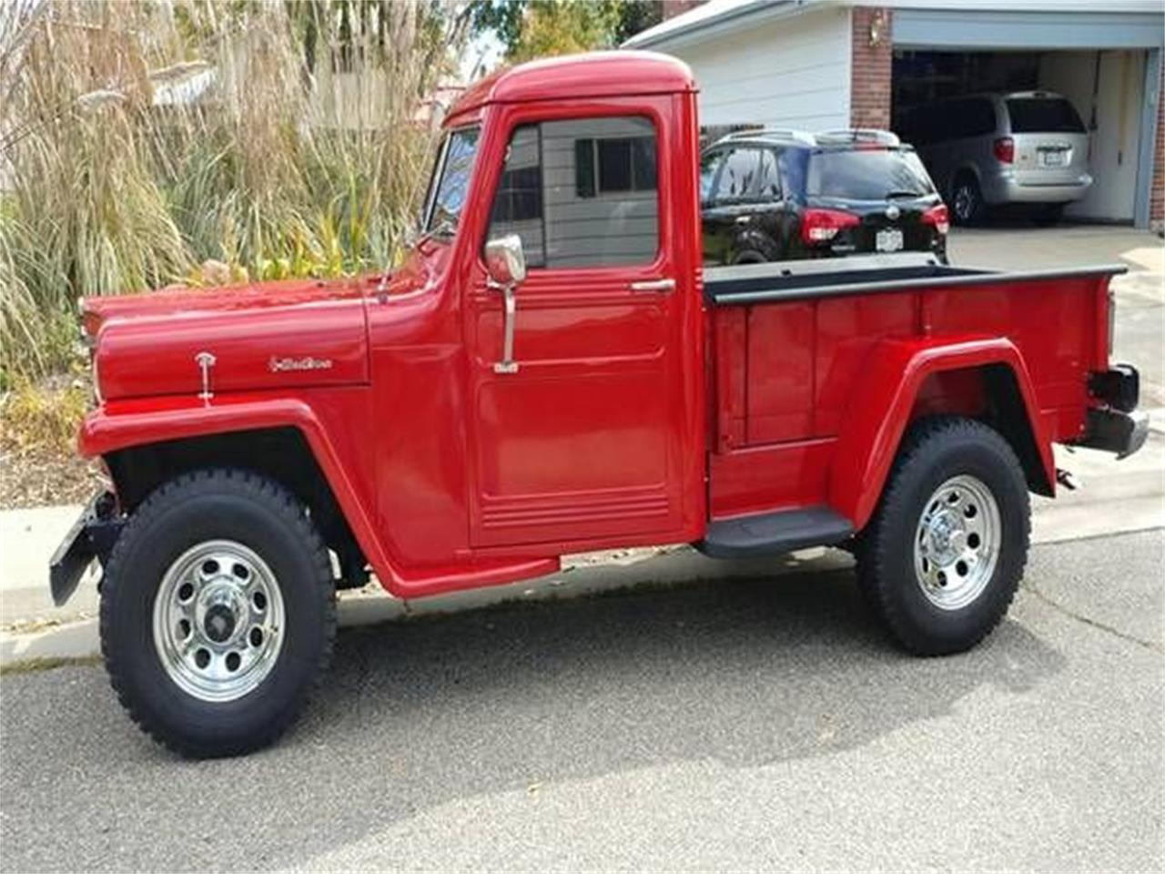1960 Willys Pickup For Sale Classiccars Com Cc 1173392