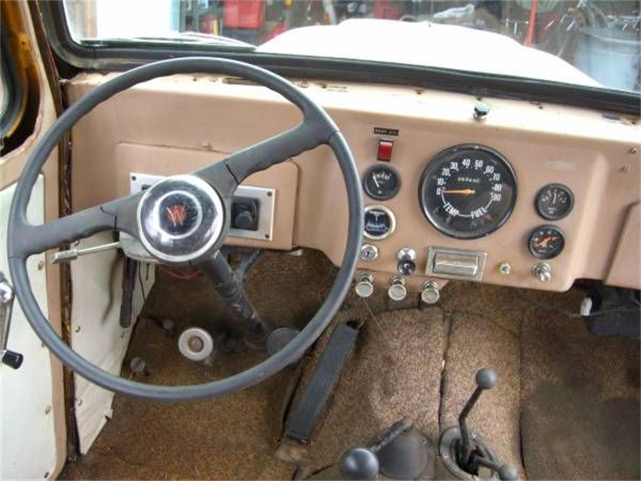 Large Picture of '61 Overland Jeepster - P5EF