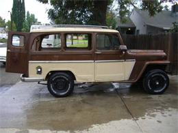 Picture of '61 Overland Jeepster - P5EF