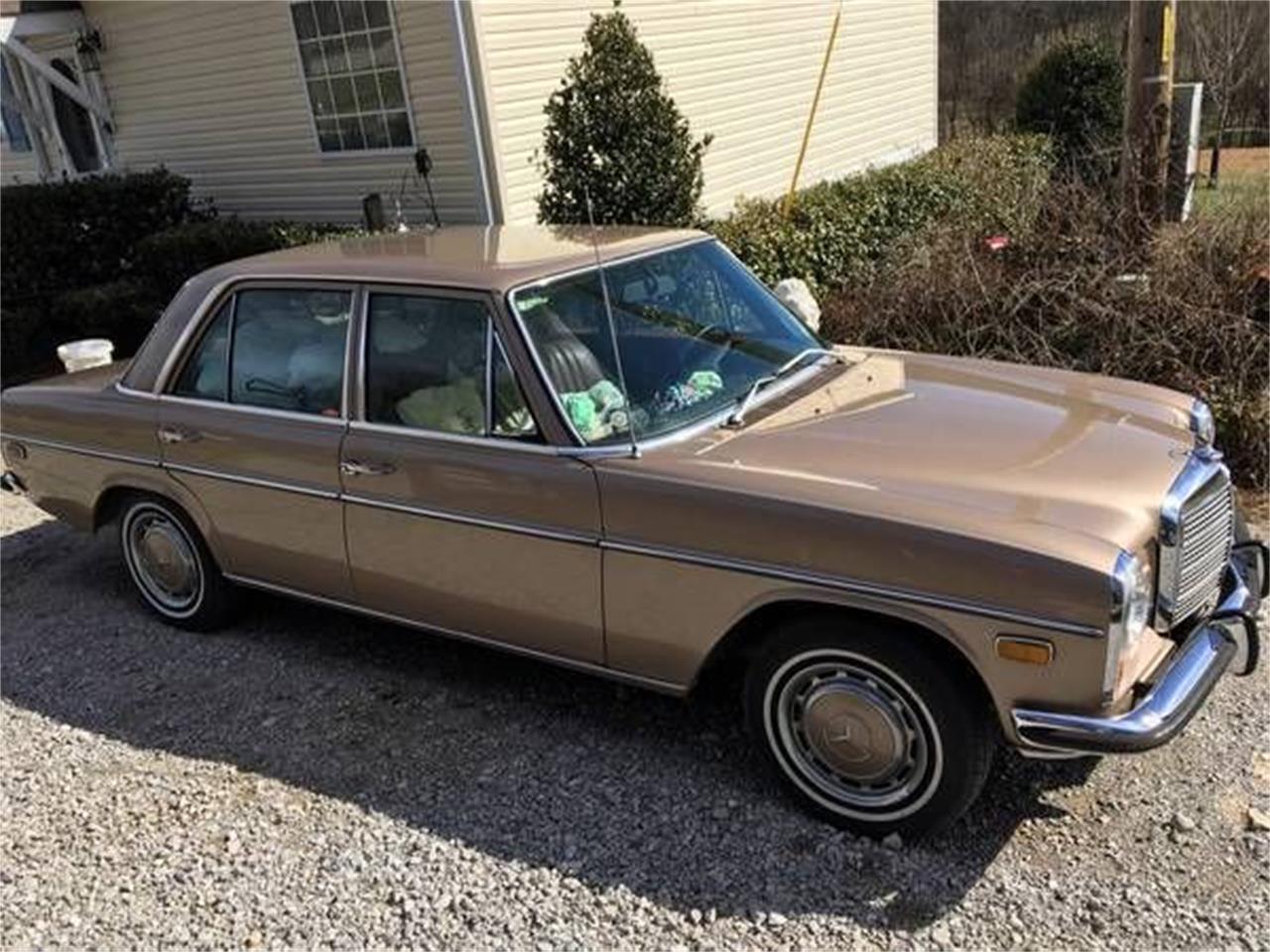 1973 mercedes-benz 220d for sale | classiccars | cc-1173417