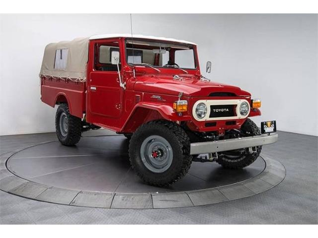 Picture of '76 Land Cruiser FJ45 - $69,900.00 Offered by  - P5F8