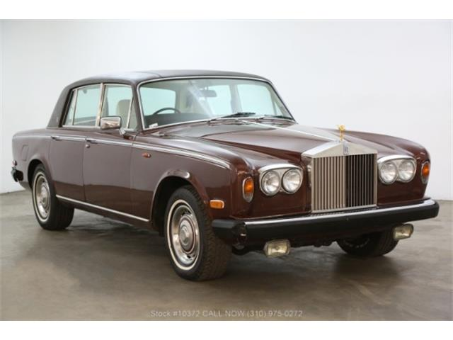 Picture of '78 Silver Shadow II - P5FG