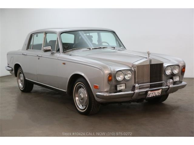 Picture of Classic '73 Silver Shadow located in California - P5FL
