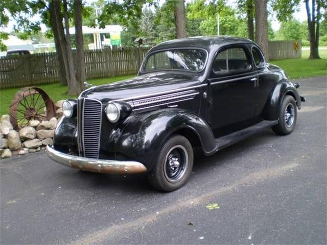 Picture of '37 Dodge Business Coupe located in Cadillac Michigan Offered by  - P5G6