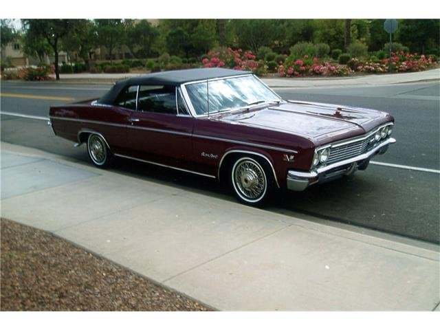 Picture of Classic 1966 Impala SS located in Arizona Auction Vehicle - P31N
