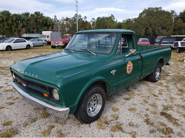 Picture of '67 C10 - P5GZ