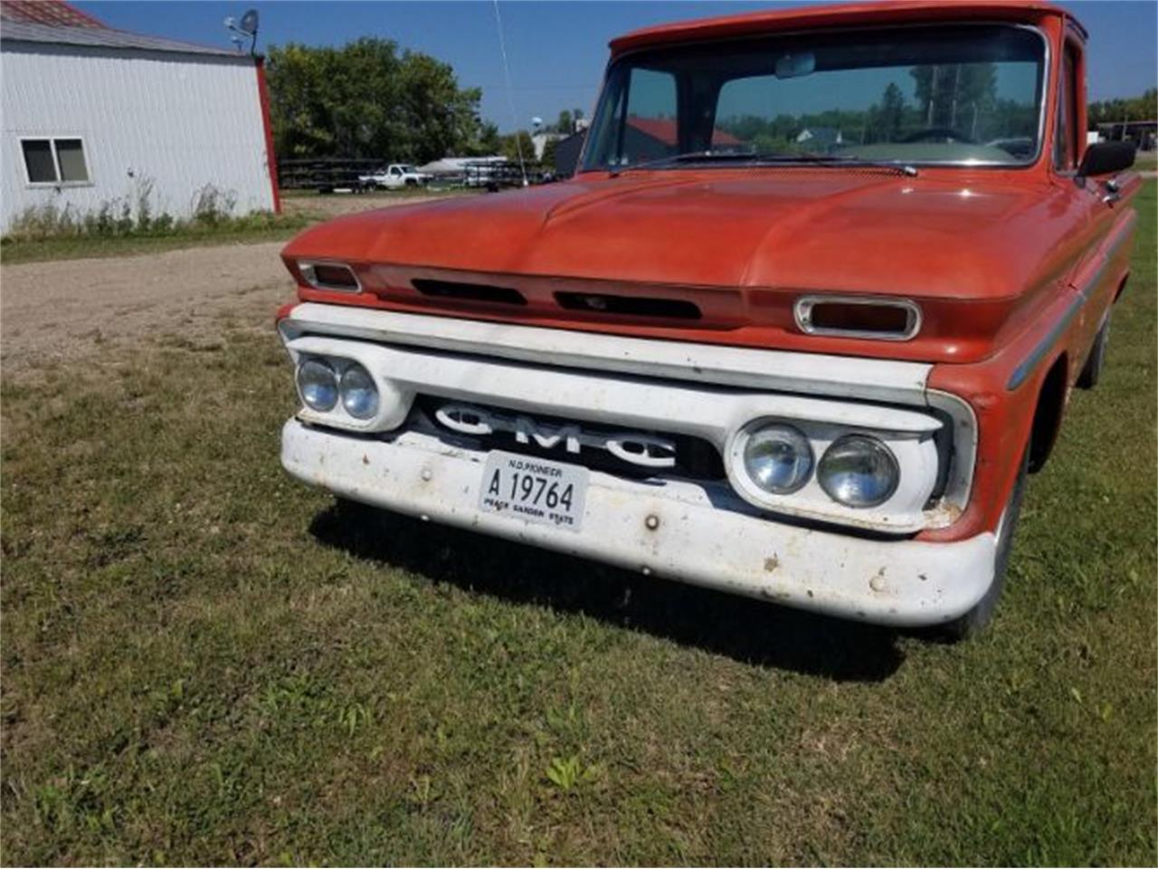 Large Picture of '65 Pickup - P5H1