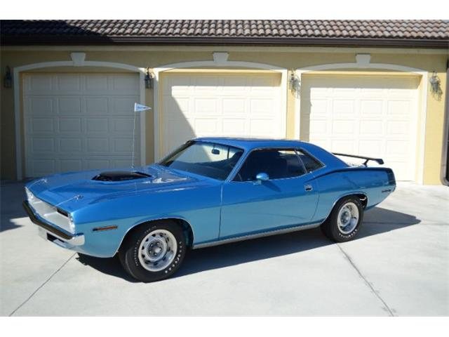 Picture of '70 Barracuda - P5HJ