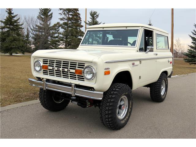 Picture of Classic 1973 Ford Bronco Auction Vehicle Offered by  - P31S