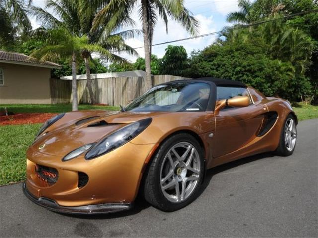 Picture of '05 Lotus Elise located in Cadillac Michigan - P5I4