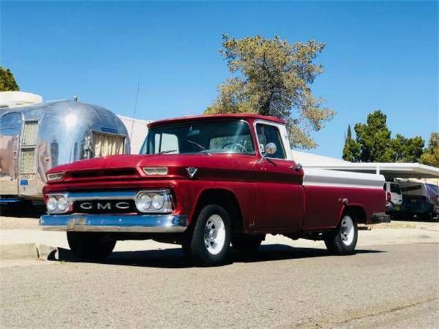 Picture of Classic 1962 GMC Custom located in Michigan Offered by  - P5IJ