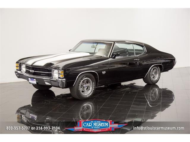 Picture of '71 Chevelle SS - P5IY