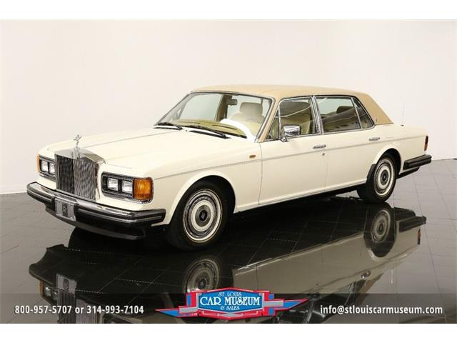 Picture of '89 Rolls-Royce Silver Spur located in St. Louis Missouri - $34,900.00 - P5J2