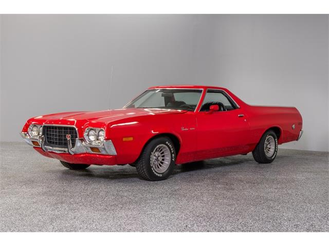 Picture of Classic '72 Ranchero located in North Carolina Offered by  - P5JN