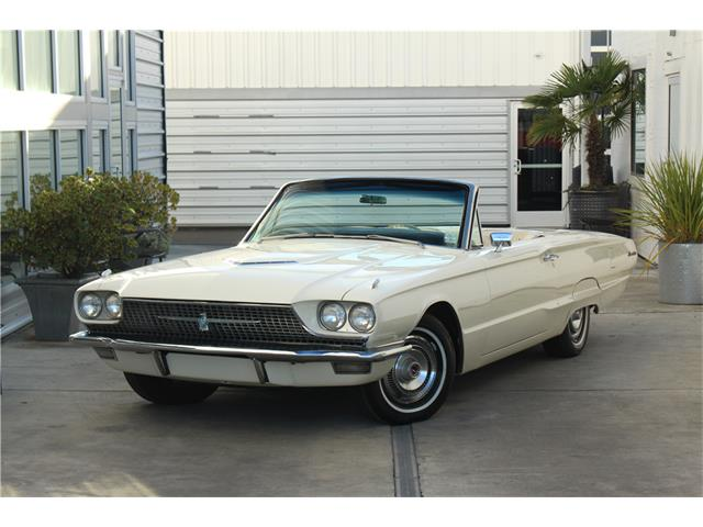 1966 Ford Thunderbird