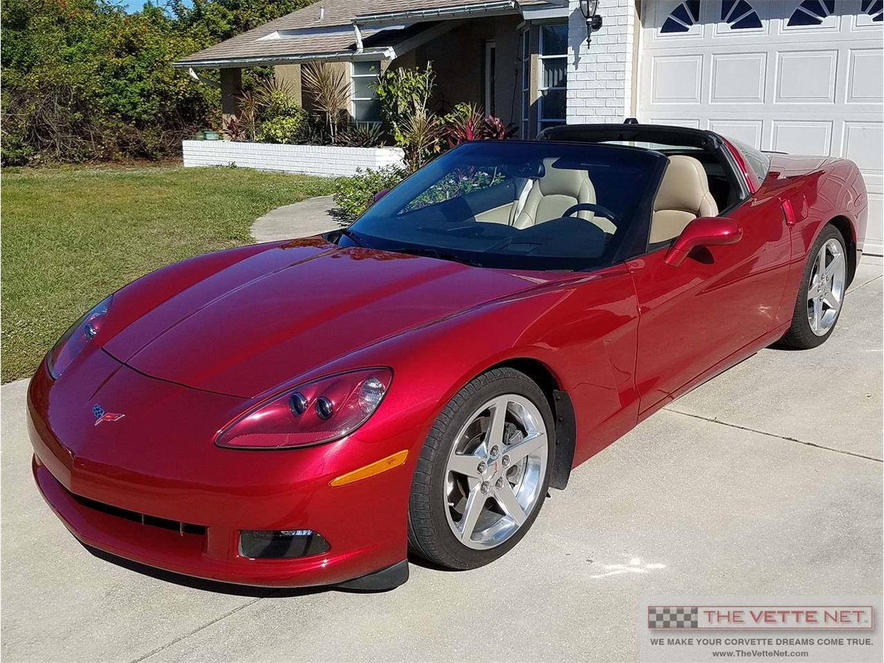2005 Corvette For Sale >> 2005 Chevrolet Corvette For Sale Classiccars Com Cc 1173611