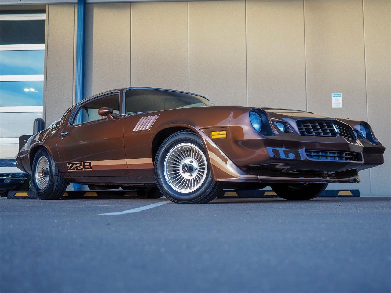 Large Picture of '79 Camaro - P5KE