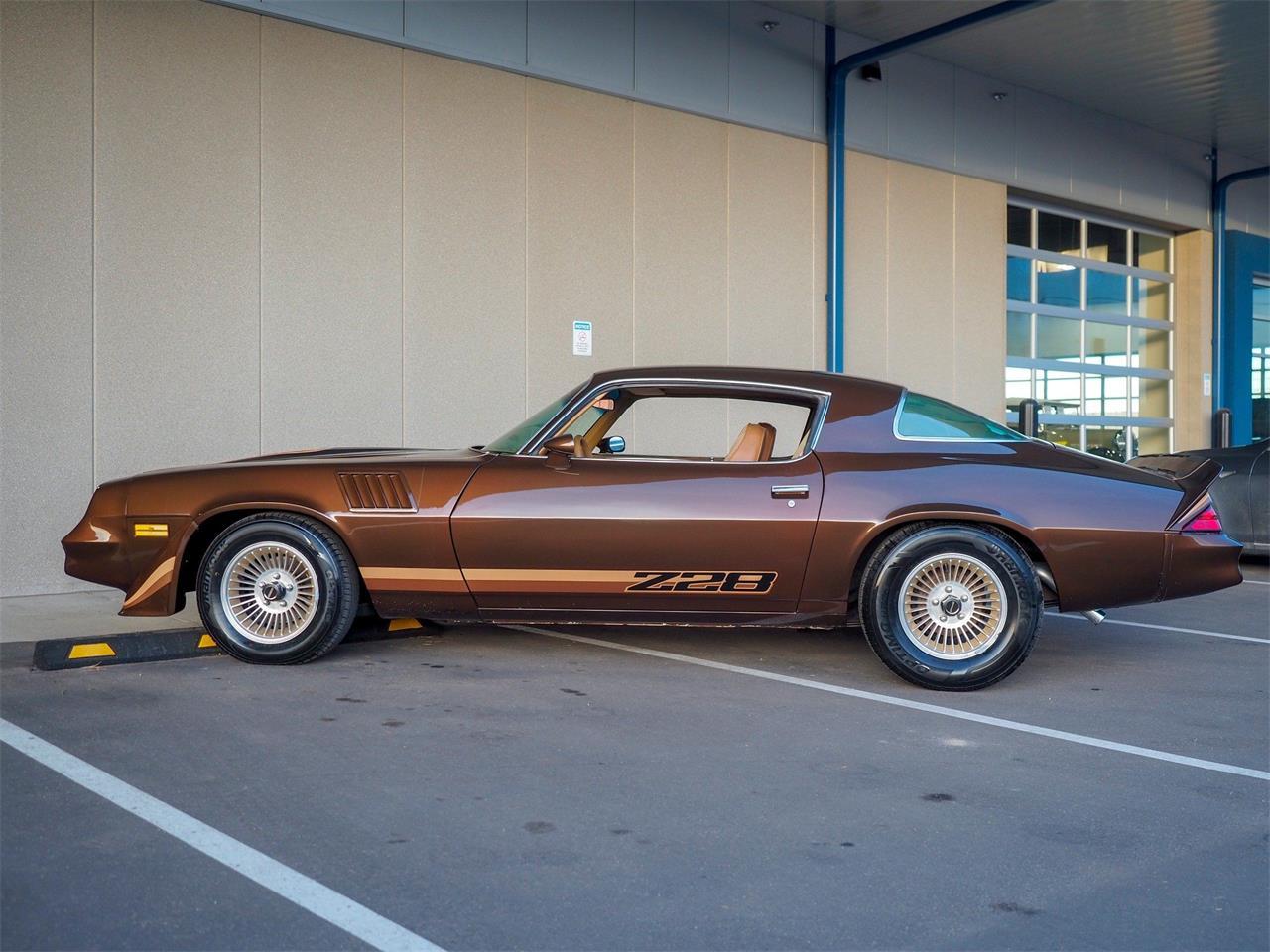 Large Picture of '79 Camaro - P5KE