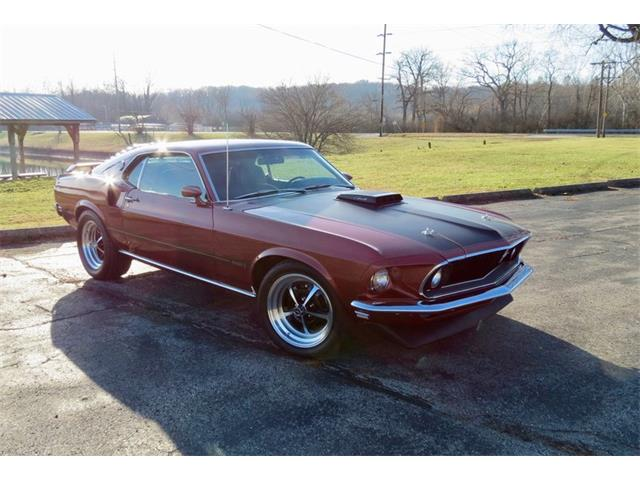 Picture of '69 Ford Mustang - $155,000.00 - P5KI