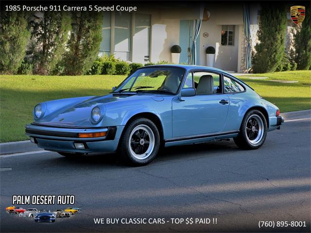 Picture of '85 911 Carrera - P5KR