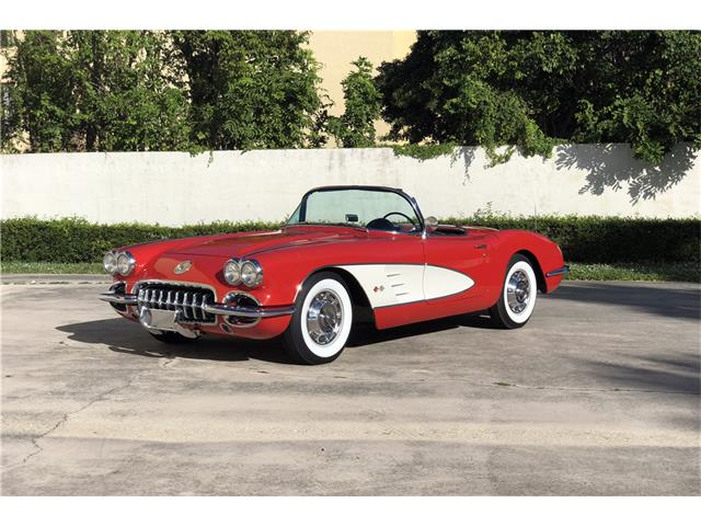 Picture of '59 Corvette - P324