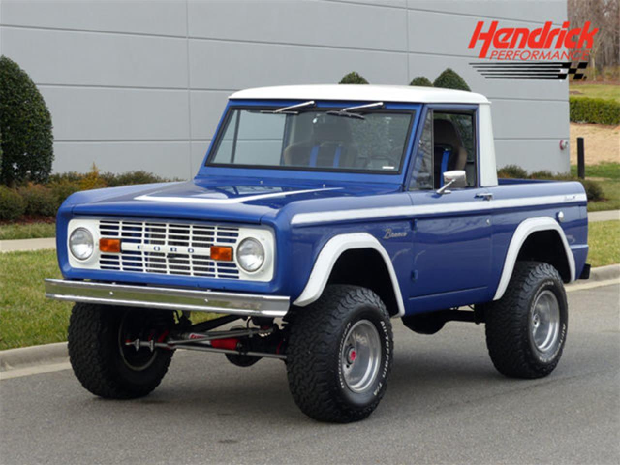 Large Picture of '69 Bronco - P5LC