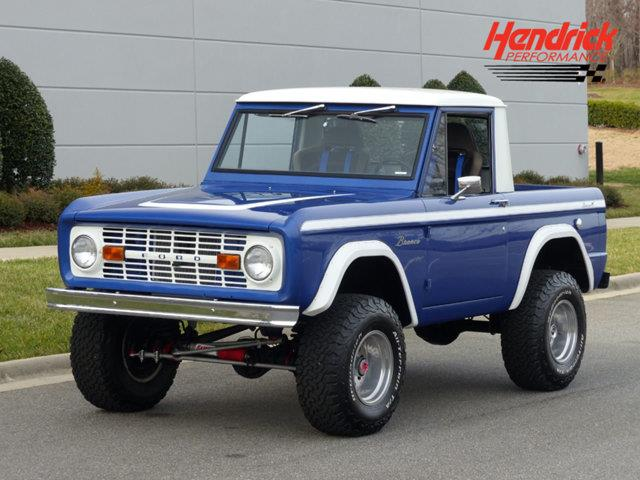 Picture of '69 Bronco - P5LC