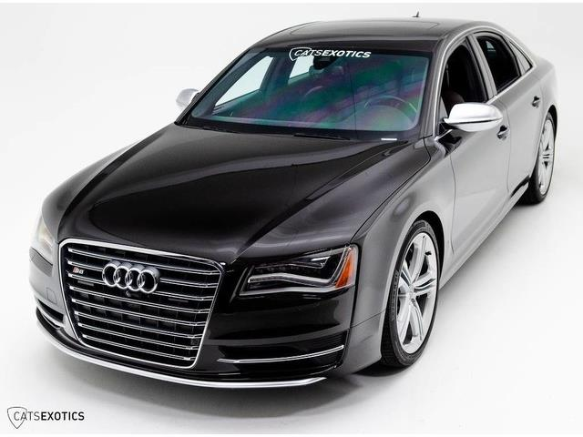 Picture of '13 Audi S8 located in Washington - P5M4