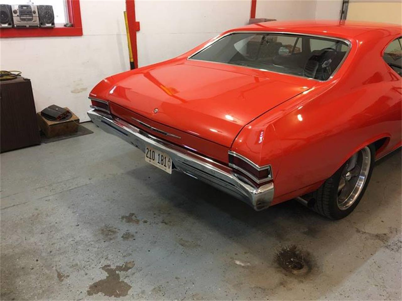 Large Picture of '68 Chevelle - P5MF