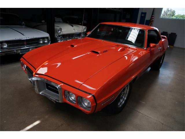Picture of '69 Firebird 400 - P5MM