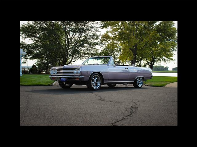 Picture of Classic '65 Chevrolet Chevelle Malibu SS located in Greeley Colorado Auction Vehicle Offered by  - P5N0