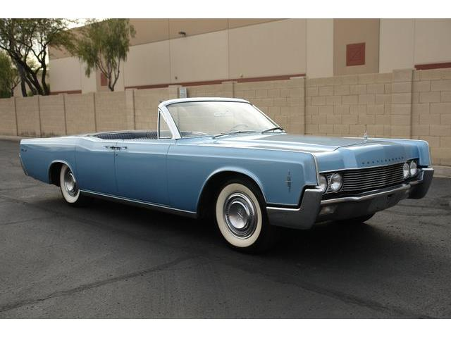 Picture of '66 Continental - $49,950.00 Offered by  - P5NW