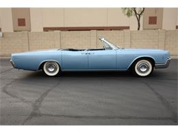 Picture of Classic '66 Lincoln Continental located in Arizona - $59,950.00 Offered by Arizona Classic Car Sales - P5NW