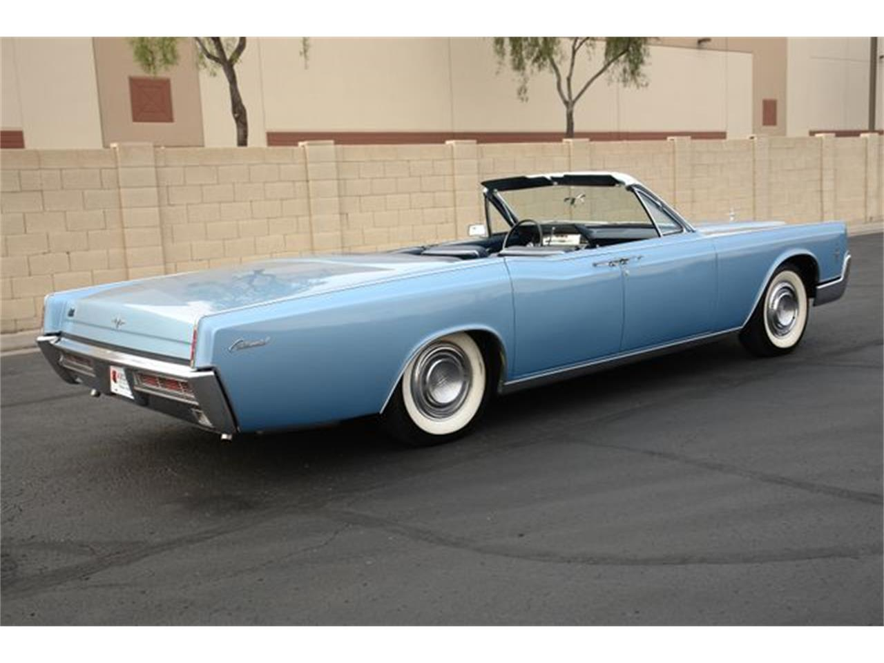 Large Picture of Classic 1966 Lincoln Continental located in Phoenix Arizona - $59,950.00 - P5NW