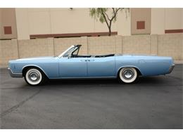 Picture of Classic 1966 Continental - $59,950.00 Offered by Arizona Classic Car Sales - P5NW