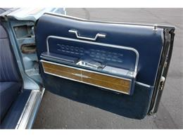 Picture of 1966 Continental - $59,950.00 Offered by Arizona Classic Car Sales - P5NW