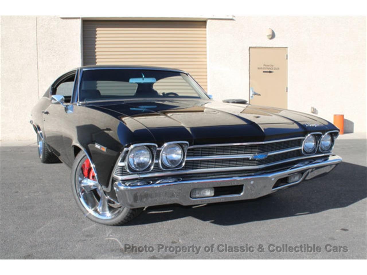 Cars For Sale In Las Vegas >> For Sale 1969 Chevrolet Chevelle In Las Vegas Nevada
